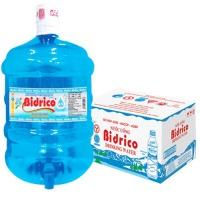 Cách phân biệt nước uống bidrico thật và giả.