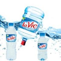 Lợi ích tiện dụng nước khoáng lavie 350ml