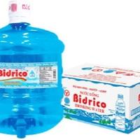 Thành phần trong nước uống bidrico.